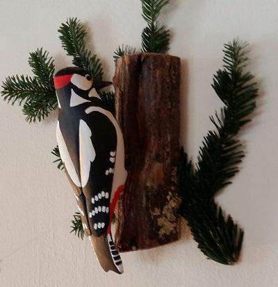 Holzvogel